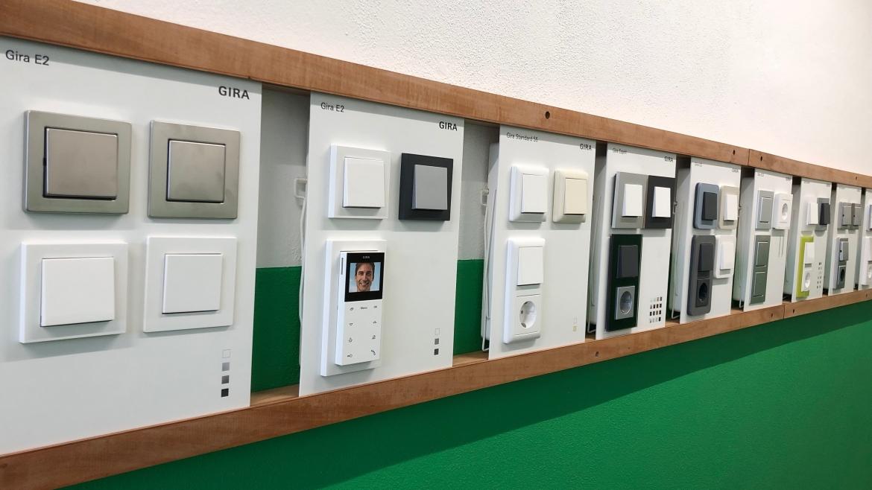 GIRA Ausstellung in Haigermoos