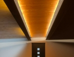 Zugangsbeleuchtung Neubau