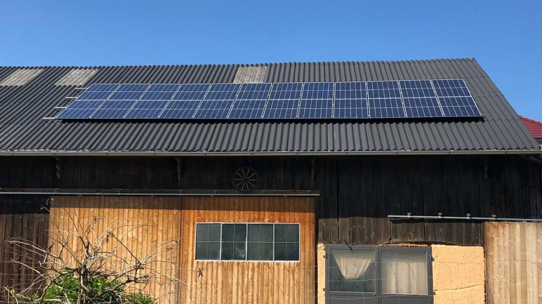 Photovoltaik Montage & Installation 7kW PEAK